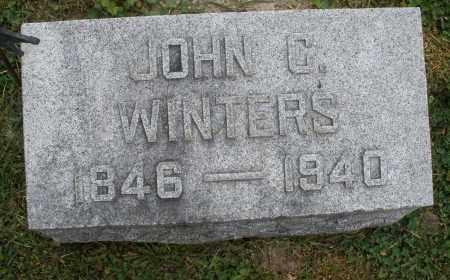 WINTERS, JOHN C. - Warren County, Ohio | JOHN C. WINTERS - Ohio Gravestone Photos