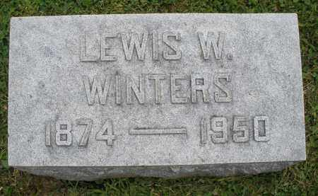 WINTERS, LEWIS W. - Warren County, Ohio | LEWIS W. WINTERS - Ohio Gravestone Photos