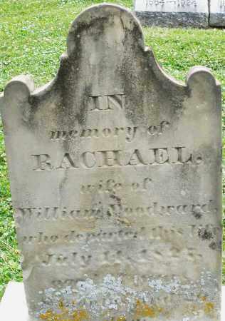 WOODWARD, RACHAEL - Warren County, Ohio | RACHAEL WOODWARD - Ohio Gravestone Photos