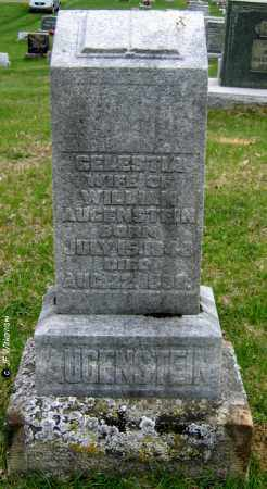 AUGENSTEIN, CELESTIA - Washington County, Ohio | CELESTIA AUGENSTEIN - Ohio Gravestone Photos