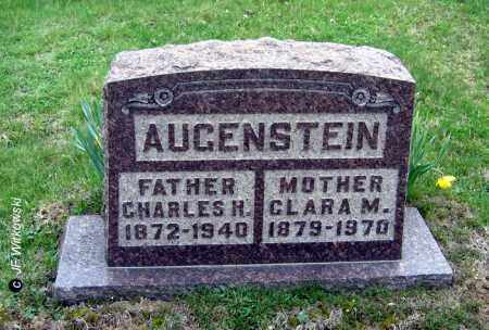 AUGENSTEIN, CLARA M. - Washington County, Ohio | CLARA M. AUGENSTEIN - Ohio Gravestone Photos