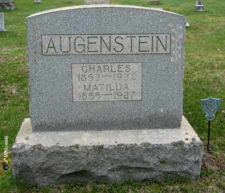 AUGENSTEIN, CHARLES - Washington County, Ohio | CHARLES AUGENSTEIN - Ohio Gravestone Photos