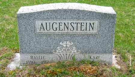 AUGENSTEIN, KARL - Washington County, Ohio | KARL AUGENSTEIN - Ohio Gravestone Photos