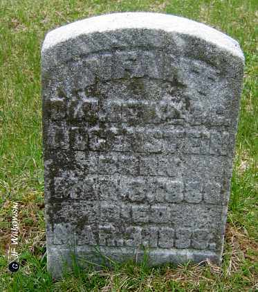 AUGENSTEIN, INFANT - Washington County, Ohio | INFANT AUGENSTEIN - Ohio Gravestone Photos