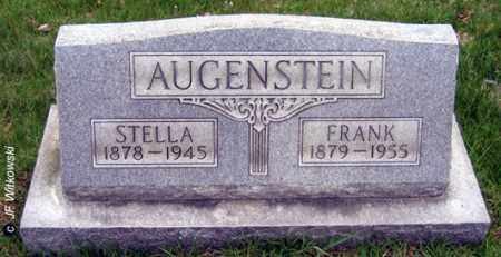 AUGENSTEIN, FRANK - Washington County, Ohio | FRANK AUGENSTEIN - Ohio Gravestone Photos