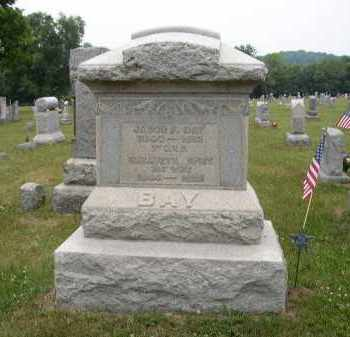 SPIES BAY, ELIZABETH - Washington County, Ohio | ELIZABETH SPIES BAY - Ohio Gravestone Photos