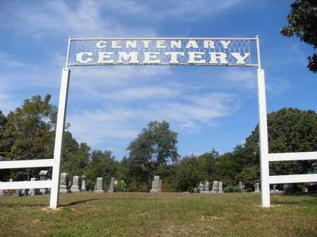 CENTENARY ENTRANCE SIGN, ENTRANCE SIGN - Washington County, Ohio | ENTRANCE SIGN CENTENARY ENTRANCE SIGN - Ohio Gravestone Photos