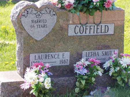 COFFIELD, LETHA - Washington County, Ohio | LETHA COFFIELD - Ohio Gravestone Photos