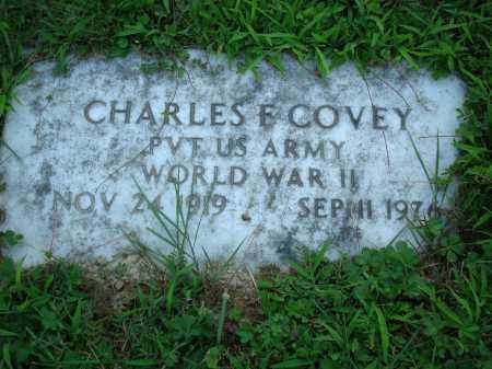 COVEY, CHARLES F. - Washington County, Ohio | CHARLES F. COVEY - Ohio Gravestone Photos