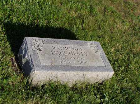 DAUGHERTY, RAYMOND - Washington County, Ohio | RAYMOND DAUGHERTY - Ohio Gravestone Photos