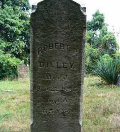 DILLEY, ROBERT P. - Washington County, Ohio | ROBERT P. DILLEY - Ohio Gravestone Photos