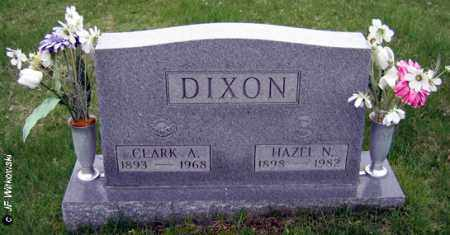 DIXON, CLARK A. - Washington County, Ohio | CLARK A. DIXON - Ohio Gravestone Photos