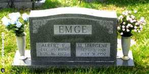 "EMGE, MARY MARGENE ""MARGENE"" - Washington County, Ohio 