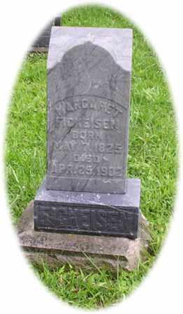 FICKEISEN, MARGARET - Washington County, Ohio | MARGARET FICKEISEN - Ohio Gravestone Photos