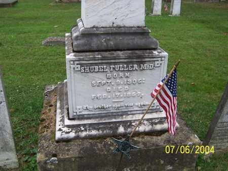 FULLER, SHUBEL - Washington County, Ohio | SHUBEL FULLER - Ohio Gravestone Photos