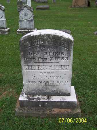 FULLER, VIRGIL - Washington County, Ohio | VIRGIL FULLER - Ohio Gravestone Photos