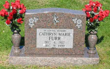 FURR, CATHRYN - Washington County, Ohio | CATHRYN FURR - Ohio Gravestone Photos