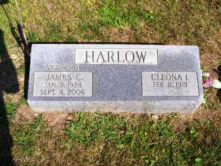 HARLOW, CLEONA  I. - Washington County, Ohio | CLEONA  I. HARLOW - Ohio Gravestone Photos