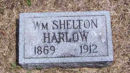 HARLOW, WM. SHELTON - Washington County, Ohio | WM. SHELTON HARLOW - Ohio Gravestone Photos