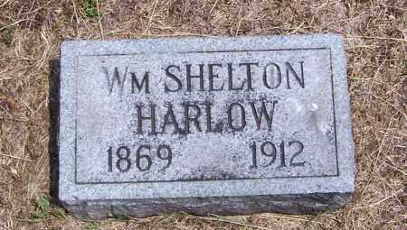 HARLOW, WM. SHELTON - Washington County, Ohio | WM. SHELTON HARLOW - Ohio Gravestone Photos