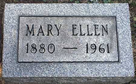 HAYES, MARY ELLEN - Washington County, Ohio | MARY ELLEN HAYES - Ohio Gravestone Photos