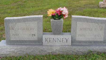 KENNEY, MYRTLE P. - Washington County, Ohio | MYRTLE P. KENNEY - Ohio Gravestone Photos