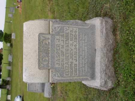 KENNEY, JASPER J. - Washington County, Ohio | JASPER J. KENNEY - Ohio Gravestone Photos