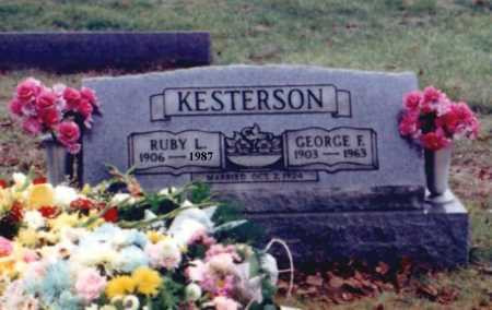 BUCKNER KESTERSON, RUBY L. - Washington County, Ohio | RUBY L. BUCKNER KESTERSON - Ohio Gravestone Photos