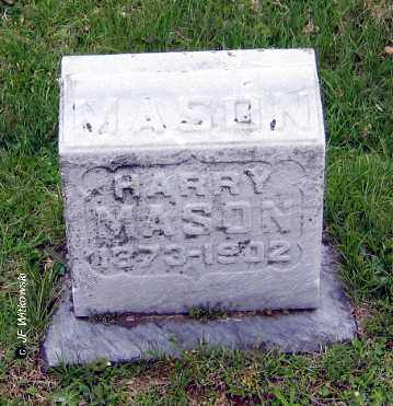 MASON, HARRY C. - Washington County, Ohio | HARRY C. MASON - Ohio Gravestone Photos