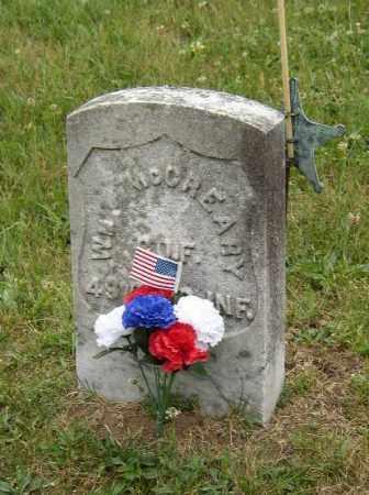 MCCREARY, WILLIAM - Washington County, Ohio | WILLIAM MCCREARY - Ohio Gravestone Photos