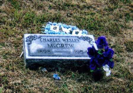 MCGREW, CHARLES WESLEY - Washington County, Ohio | CHARLES WESLEY MCGREW - Ohio Gravestone Photos