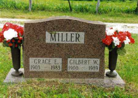 MILLER, GRACE - Washington County, Ohio | GRACE MILLER - Ohio Gravestone Photos