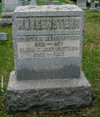 MORGENSTERN, CHRISTIAN - Washington County, Ohio | CHRISTIAN MORGENSTERN - Ohio Gravestone Photos