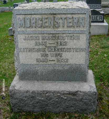 MORGENSTERN, JACOB - Washington County, Ohio | JACOB MORGENSTERN - Ohio Gravestone Photos