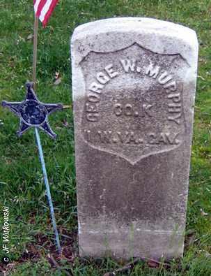 MURPHY, GEORGE W. - Washington County, Ohio | GEORGE W. MURPHY - Ohio Gravestone Photos