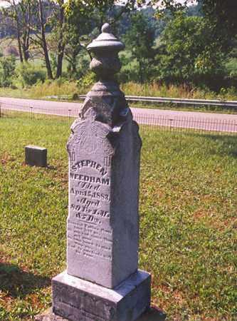 NEEDHAM, STEPHEN - Washington County, Ohio | STEPHEN NEEDHAM - Ohio Gravestone Photos