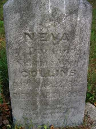 NEVA, COLLINS - Washington County, Ohio | COLLINS NEVA - Ohio Gravestone Photos