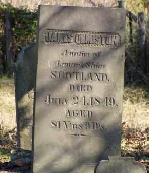 ORMISTON, JAMES - Washington County, Ohio | JAMES ORMISTON - Ohio Gravestone Photos