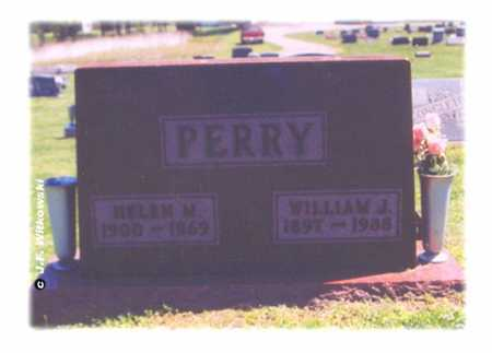 PERRY, WILLIAM JENNINGS - Washington County, Ohio | WILLIAM JENNINGS PERRY - Ohio Gravestone Photos