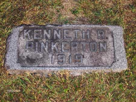 PINKERTON, KENNETH - Washington County, Ohio | KENNETH PINKERTON - Ohio Gravestone Photos