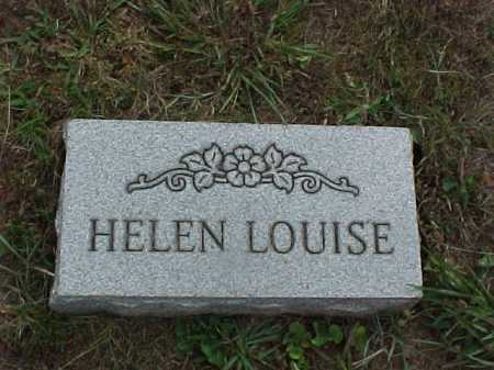POLEN, HELEN LOUISE - Washington County, Ohio | HELEN LOUISE POLEN - Ohio Gravestone Photos