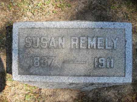 REMELY, SUSAN - Washington County, Ohio | SUSAN REMELY - Ohio Gravestone Photos