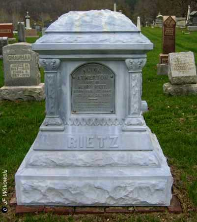 "RIETZ, ALINA ""LINA"" - Washington County, Ohio 