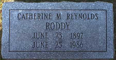 REYNOLDS RODDY, CATHERINE MARY - Washington County, Ohio | CATHERINE MARY REYNOLDS RODDY - Ohio Gravestone Photos