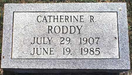 RODDY, CATHERINE REGINA - Washington County, Ohio | CATHERINE REGINA RODDY - Ohio Gravestone Photos
