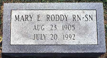 RODDY, MARY ELLEN - Washington County, Ohio | MARY ELLEN RODDY - Ohio Gravestone Photos