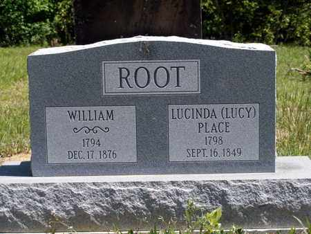 ROOT, LUCINDA - Washington County, Ohio | LUCINDA ROOT - Ohio Gravestone Photos