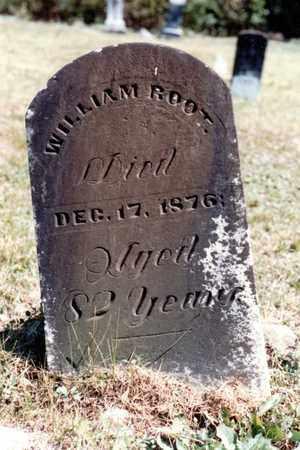 ROOT, WILLIAM - Washington County, Ohio   WILLIAM ROOT - Ohio Gravestone Photos