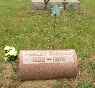 RUMMER, PARLEY - Washington County, Ohio | PARLEY RUMMER - Ohio Gravestone Photos