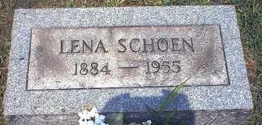 SCHOEN, HELENA LORETTA - Washington County, Ohio | HELENA LORETTA SCHOEN - Ohio Gravestone Photos